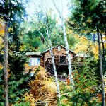 commission a painting of your cottage