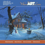 Where Art Lives Magazine article about Hanne Lore Koehler